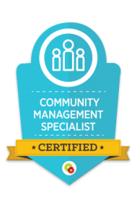 Community Management Specialist