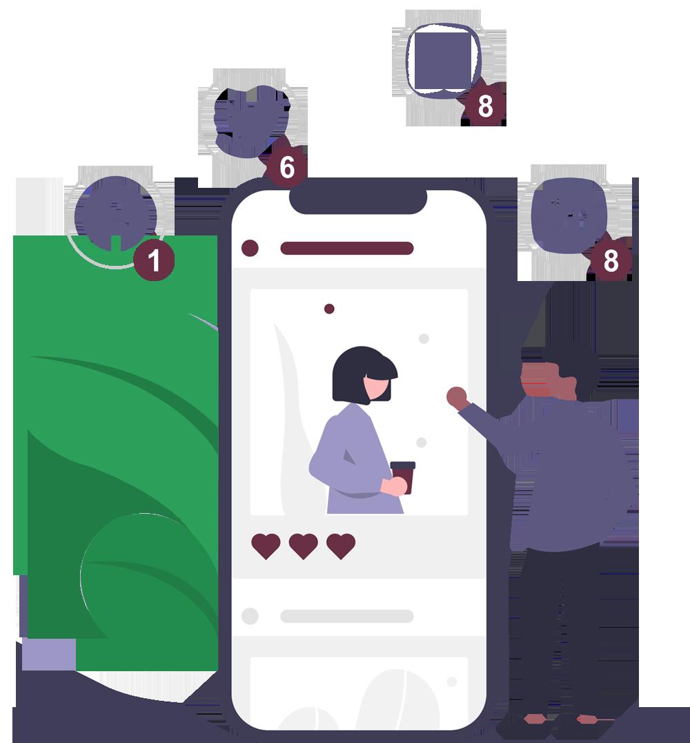 social media - services