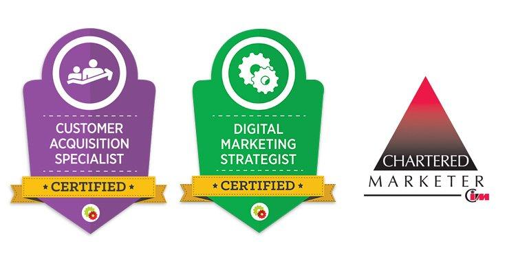 Almond Marketing Certificates/Qualifications