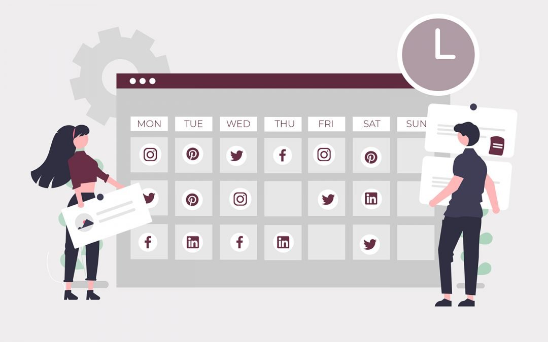 Our Top five Social Media Tools